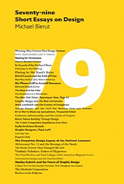 Yellow book cover with dense type