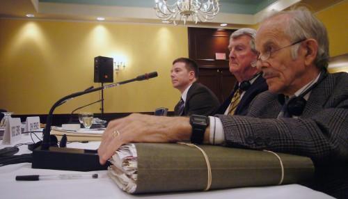 John Gue, Viggo Williams, John Spence