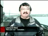 Leonard Dick on news report