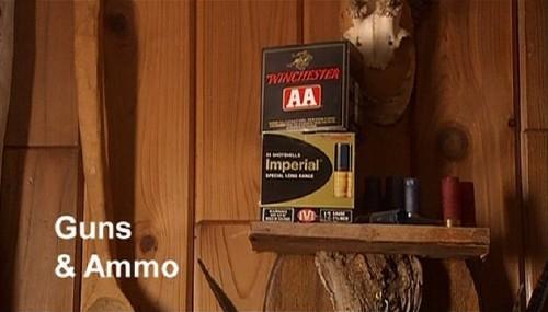 Title reading Guns & Ammo