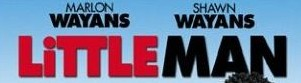 'Little Man' title in red Flyer (Little, with lower-case i) and black Flyer (Man)