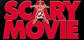 'Scary Movie' title in red Flyer