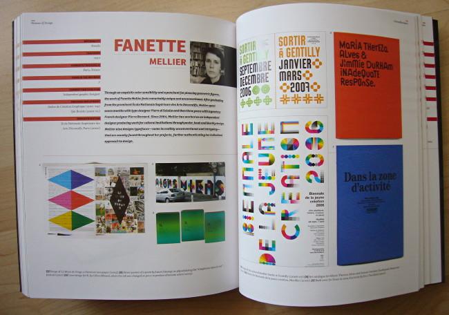 Fanette Mellier spread