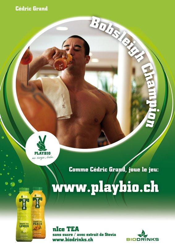 «Comme Cédric Grand, joue le jeu[!]»