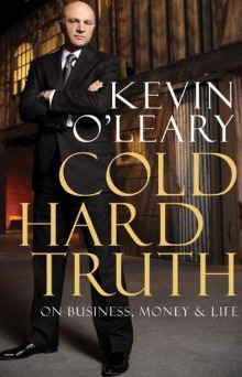 'Cold Hard Truth' cover