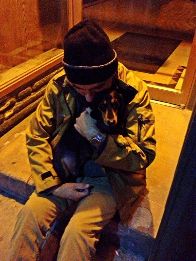 Me and Saatchi