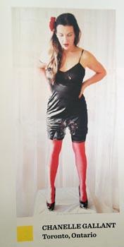Chanelle Gallant (R. Kelly Clipperton)