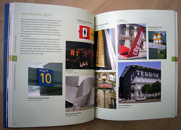 Spread from book: Photos of LAX, Paris Metro, City Museum, Walt Disney Concert Hall