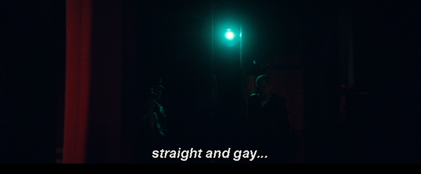 straight and gay…