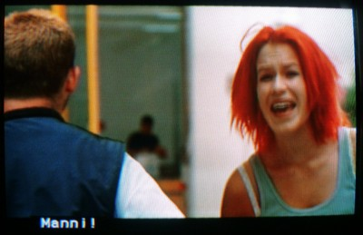 'Run Lola Run' sample 2