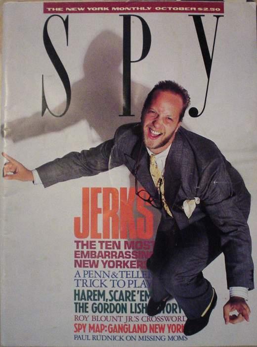 Ten Years Ago in 'Spy' (October 1986)